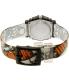 Disney Boy's Star Wars SWRKQ008 Black Rubber Analog Quartz Watch - Back Image Swatch