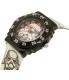 Disney Boy's Star Wars SWRKQ008 Black Rubber Analog Quartz Watch - Side Image Swatch