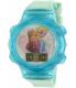 Disney Girl's Frozen FNFKD120 Blue Plastic Quartz Watch - Main Image Swatch