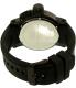 Disney Men's Spider-Man SPM147 Black Silicone Quartz Watch - Back Image Swatch