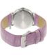 Disney Girl's Tinkerbell TNK509K Purple Leather Quartz Watch - Back Image Swatch