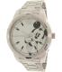 Disney Men's Mickey Mouse MCK988 Silver Metal Quartz Watch - Main Image Swatch