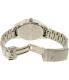 Disney Men's Mickey Mouse MCK988 Silver Metal Quartz Watch - Back Image Swatch