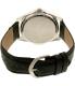Disney Boy's Spider-Man SPM096 Black Leather Quartz Watch - Back Image Swatch