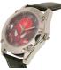 Disney Boy's Spider-Man SPM096 Black Leather Quartz Watch - Side Image Swatch