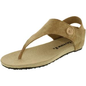 Bearpaw Women's April Ankle-High Suede Sandal
