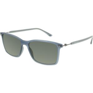 Giorgio Armani Men's  AR8045-533687-55 Blue Rectangle Sunglasses