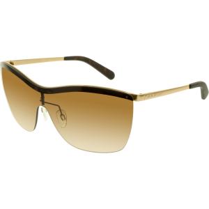 Michael Kors Women's Gradient Paphos MK5005-100413-39 Gold Shield Sunglasses