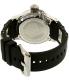 Invicta Men's Sea Base 1799 Silver Rubber Quartz Watch - Back Image Swatch