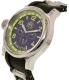 Invicta Men's Sea Base 1799 Silver Rubber Quartz Watch - Side Image Swatch