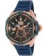 Seiko Men's SNP120 Blue Silicone Quartz Watch - Main Image Swatch