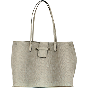 Christian Siriano Women's Aziza Leather Shoulder Tote