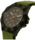 Timex Men's Expedition TW4B03600 Green Cloth Analog Quartz Watch - Side Image Swatch