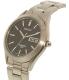 Seiko Men's SGG599 Silver Titanium Quartz Watch - Side Image Swatch