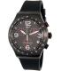 Swatch Men's Chrono YVB403 Black Silicone Quartz Watch - Main Image Swatch