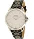 Coach Women's 14501524 Silver Leather Quartz Watch - Main Image Swatch
