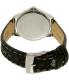 Coach Women's 14501524 Silver Leather Quartz Watch - Back Image Swatch
