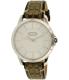 Coach Women's 14501525 Silver Leather Quartz Watch - Main Image Swatch