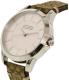 Coach Women's 14501525 Silver Leather Quartz Watch - Side Image Swatch