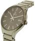 Rado Men's True R27057102 Gunmetal Stainless-Steel Swiss Automatic Watch - Side Image Swatch