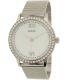 Guess Women's U0785L1 Silver Stainless-Steel Quartz Watch - Main Image Swatch