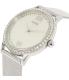 Guess Women's U0785L1 Silver Stainless-Steel Quartz Watch - Side Image Swatch