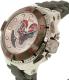 Invicta Men's Excursion 18561 Grey Silicone Swiss Quartz Watch - Side Image Swatch