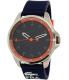 Lacoste Men's Capbreton 2010842 Blue Silicone Quartz Watch - Main Image Swatch