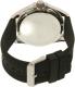 Hugo Boss Men's Berlin 1513285 Black Silicone Quartz Watch - Back Image Swatch