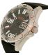 Hugo Boss Men's Berlin 1513285 Black Silicone Quartz Watch - Side Image Swatch