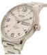 Hugo Boss Men's Pilot 1513328 Silver Stainless-Steel Quartz Watch - Side Image Swatch