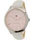 Tommy Hilfiger Women's 1781547 White Leather Quartz Watch - Main Image Swatch