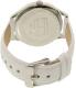 Tommy Hilfiger Women's 1781547 White Leather Quartz Watch - Back Image Swatch