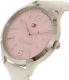 Tommy Hilfiger Women's 1781547 White Leather Quartz Watch - Side Image Swatch