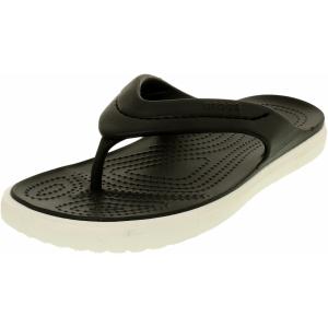 Crocs Men's Citilane Flip Ankle-High Rubber Sandal