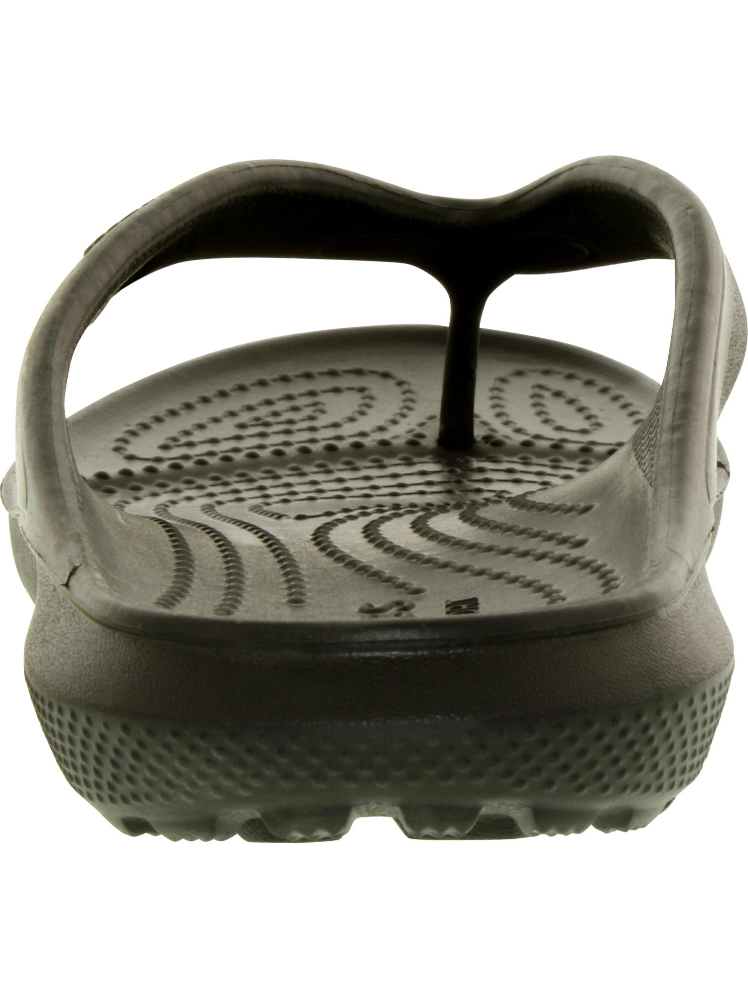 203d134d98253f Crocs Men s Classic Flip Ankle-High Rubber Sandal