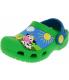Crocs Boy's Kids Creative Crocs Barnyard Ankle-High Rubber Flat Shoe - Main Image Swatch