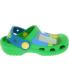 Crocs Boy's Kids Creative Crocs Barnyard Ankle-High Rubber Flat Shoe - Side Image Swatch