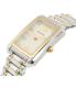 Bulova Women's 98S144 Silver Stainless-Steel Quartz Watch - Side Image Swatch