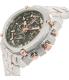 Bulova Men's Precisionist 98B256 Silver Stainless-Steel Quartz Watch - Side Image Swatch