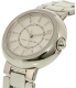 Marc Jacobs Women's Courtney MJ3464 Silver Stainless-Steel Quartz Watch - Side Image Swatch