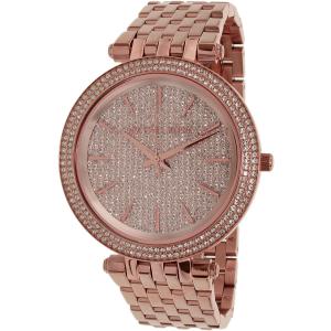 Michael Kors Women's Darci MK3439 Rose Gold Stainless-Steel Quartz Watch