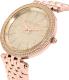 Michael Kors Women's Darci MK3439 Rose Gold Stainless-Steel Quartz Watch - Side Image Swatch