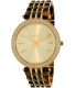 Michael Kors Women's Darci MK4326 Multi Brown Ceramic Quartz Watch - Main Image Swatch