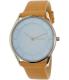 Skagen Women's Holst SKW2451 Silver Leather Quartz Watch - Main Image Swatch