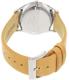 Skagen Women's Holst SKW2451 Silver Leather Quartz Watch - Back Image Swatch