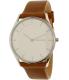 Skagen Women's Holst SKW2453 Brown Leather Quartz Watch - Main Image Swatch