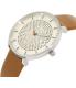 Skagen Men's Hald Solar SKW6277 Silver Leather Quartz Watch - Side Image Swatch