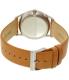 Skagen Men's Holst SKW6282 Silver Leather Quartz Watch - Back Image Swatch