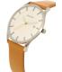 Skagen Men's Holst SKW6282 Silver Leather Quartz Watch - Side Image Swatch